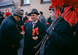 50 aniversario de la Revolución de Octubre