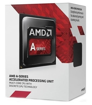 Por R$ 500,00 é possível encontrar o processador AMD A8 7600