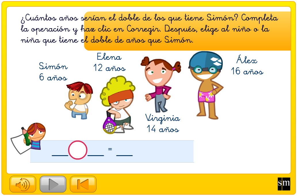 http://www.primerodecarlos.com/SEGUNDO_PRIMARIA/febrero/tema4/actividades/mates/doble_triple/player.htm