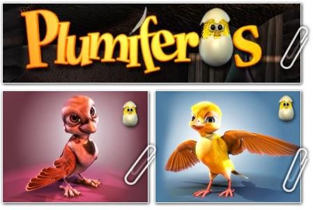 Plumíferos, una película 3D argentina y hecha con Blender