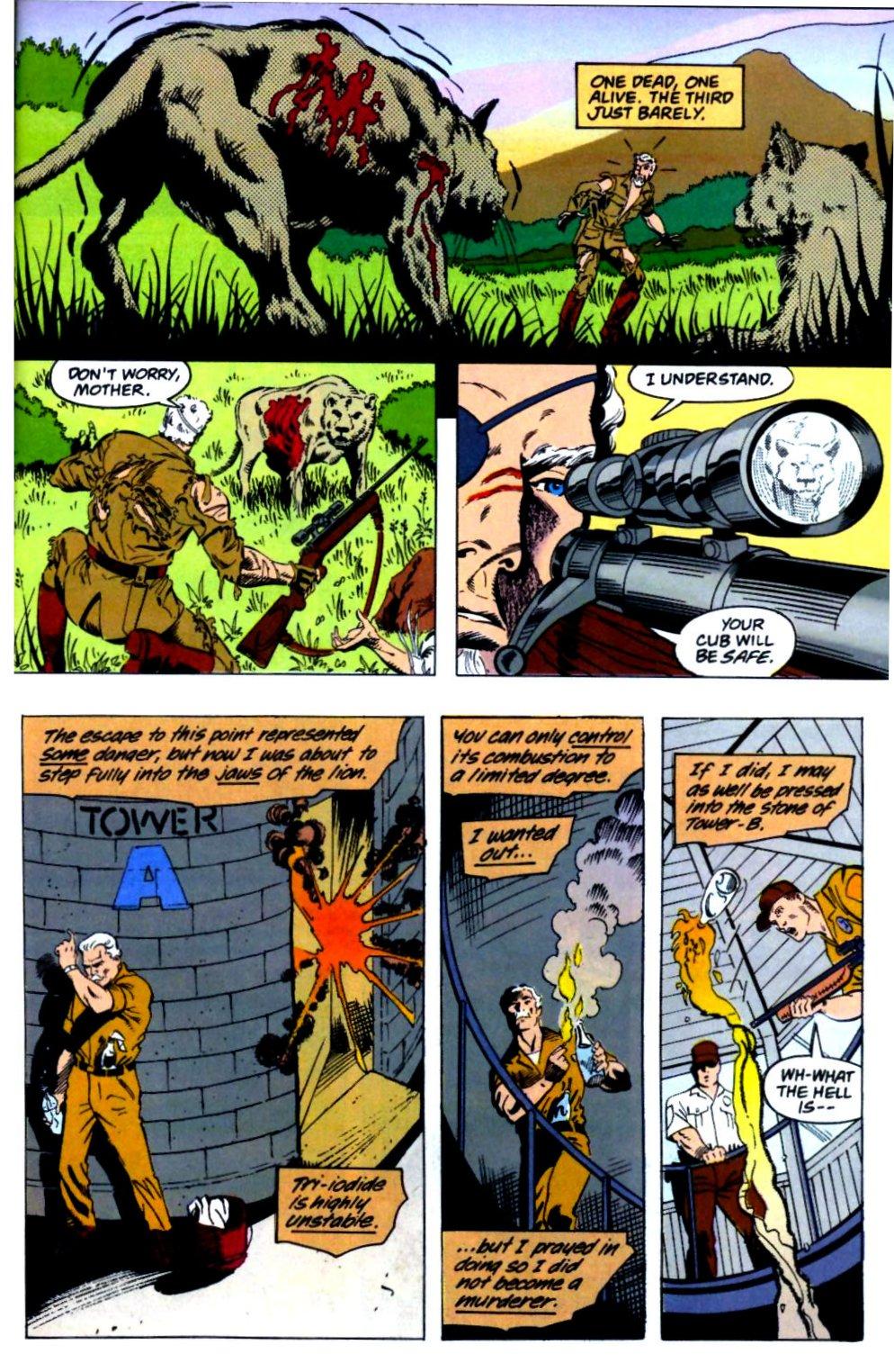 Deathstroke (1991) Issue #26 #31 - English 20