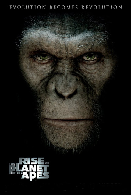 Rise of the Planet of the Apes Poster 3