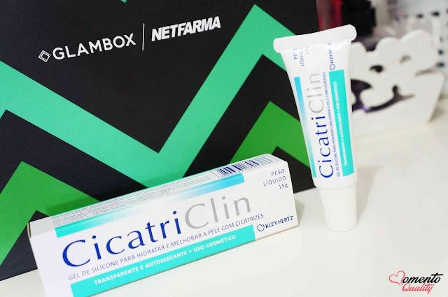 Glambox/Netfarma CicatriClin