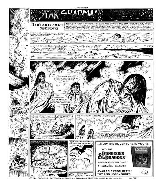 Star Shadow Episode 7 (2000AD, Prog 393) - Flotsam and Jetsam 