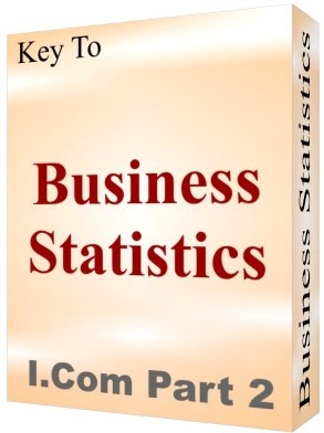 I.Com Notes Business Statistics Intermediate
