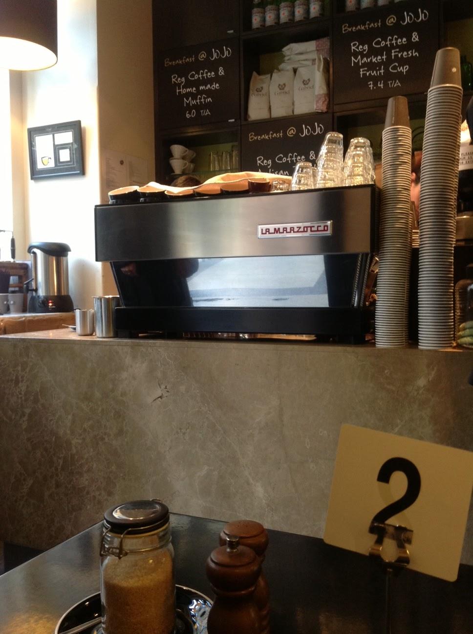 Gabriel coffee sydney cbd