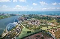 garden by the bay, singapote, taman, ruang hijau, wisata alam, singapore, singapura
