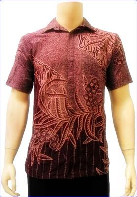 iFashion Model Baju Batik Pria