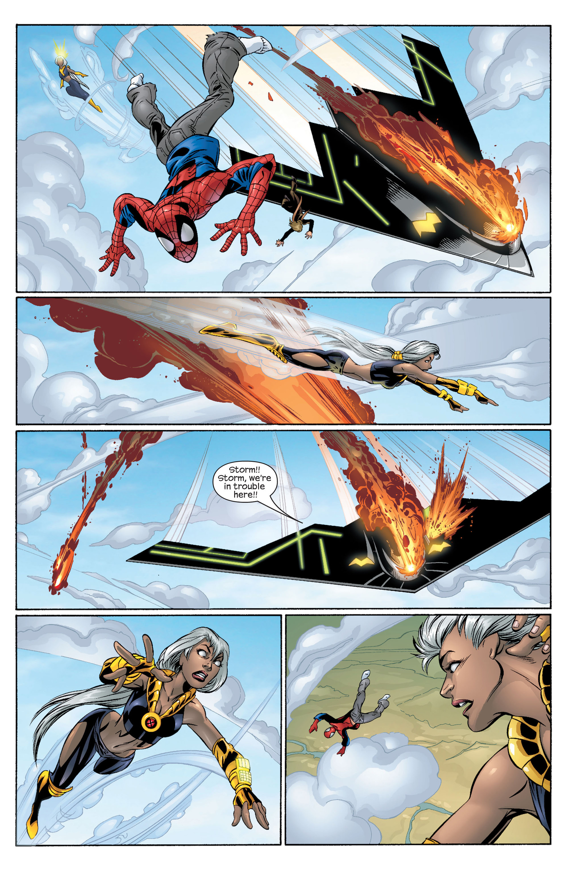 Ultimate Spider-Man (2000) Issue #43 #47 - English 21