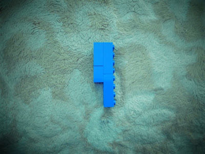 レゴフォント ナイフ