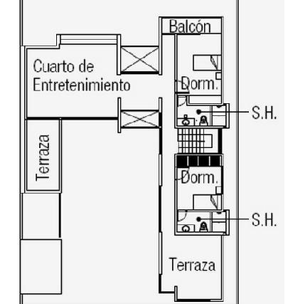 Planos de casas modelos y dise os de casas planos casas - Planos de casas dos plantas ...