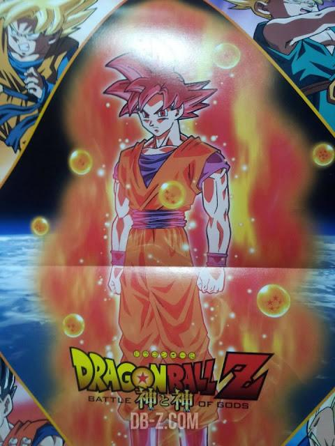 Deus Super Saiyajin Goku