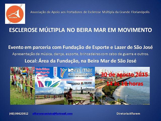 Dia Nacional da Conscientização da Esclerose Múltipla - AFLOREM