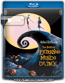 O Estranho Mundo de Jack Torrent - BluRay Rip 720p Dublado