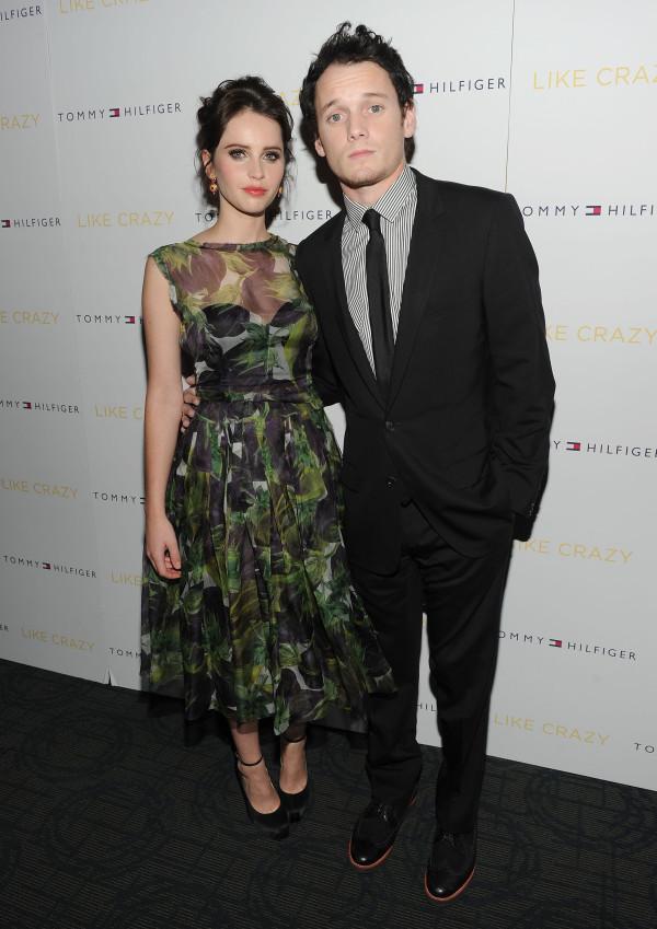 Anton Yelchin New 2011... Taylor Lautner Girlfriend