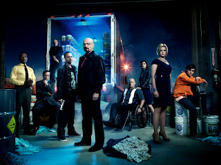Breaking Bad Season 4 All Characters HD Wallpaper
