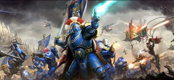 Warhammer 40,000 Conquest Card Game Review