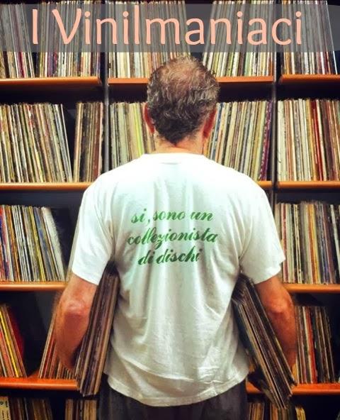 Vinilmaniaci, collezionisti di dischi.