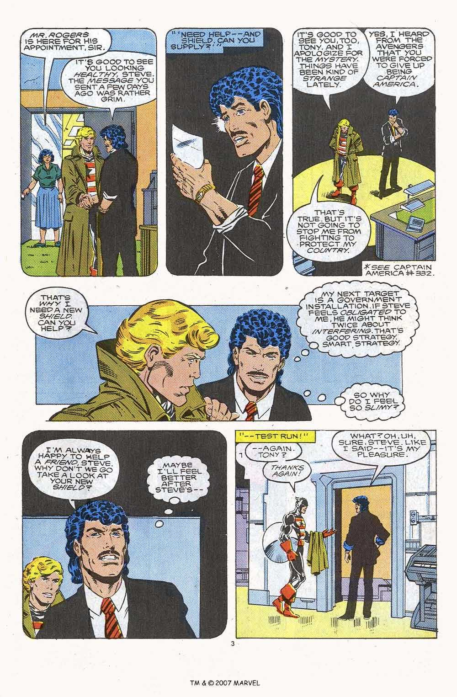 Captain America (1968) Issue #339b #269 - English 5