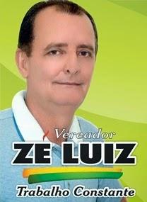 VEREADOR ZÉ LUIZ