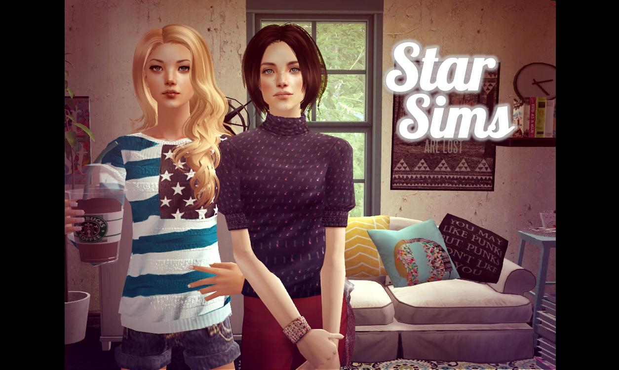 Star Sims ★