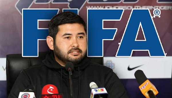 TMJ Gesa FIFA Siasat FAM