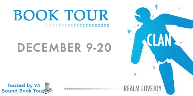 CLAN Blog Tour: