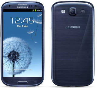 Samsung-I9300-Galaxy-S-III Android Smartphone Features Images Photos