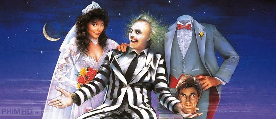 Phim Ngôi Nhà Ma VietSub HD | Beetlejuice 1988