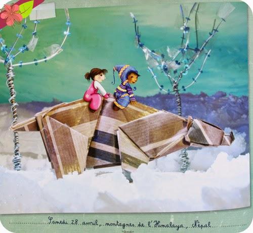 Le Voyage merveilleux d'Adèle de Nancy Guilbert, Laure Phelipon et Samuel Mandonnaud