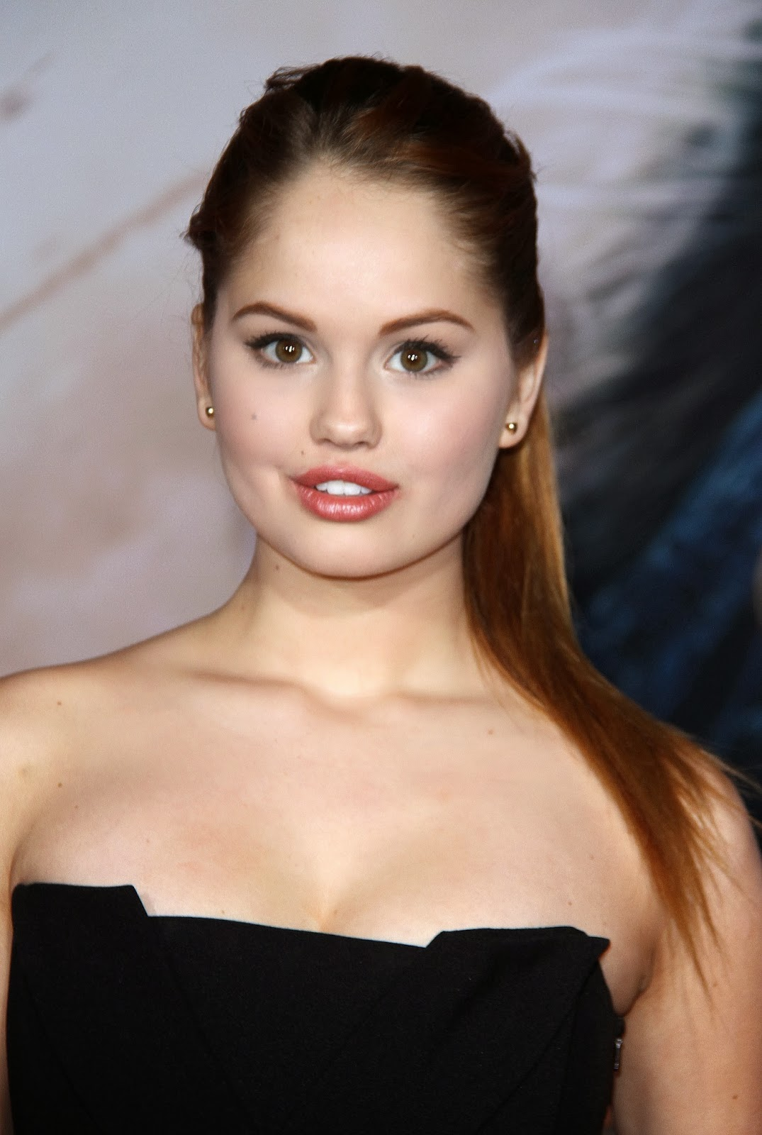 from Joel debby ryan naked with sex face