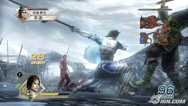 free download games dynasty warriors 6 full version