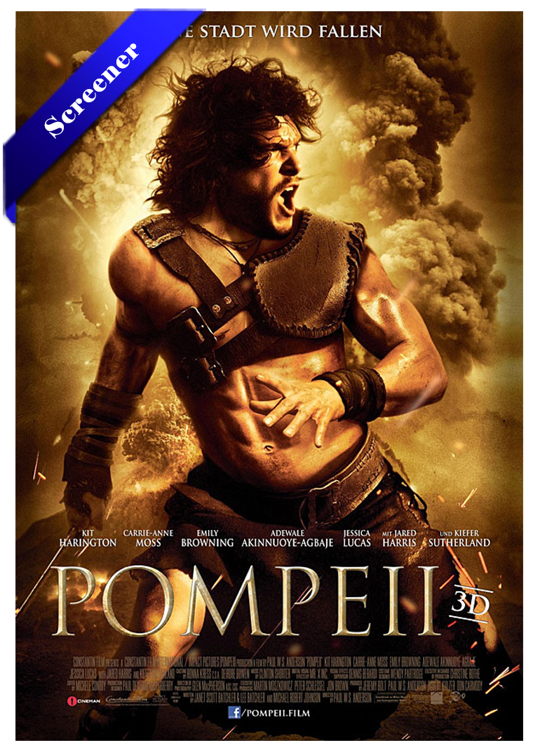 Pompeya Screener Castellano 2014