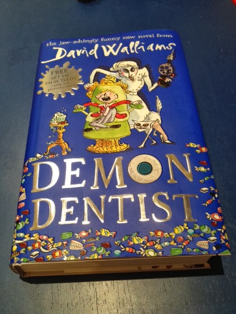 Book Review Demon Dentist By David Walliams Age 9