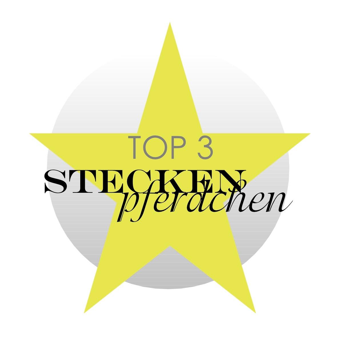 """Top3 Steckenpferdchen - """"Garten"""""""