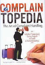 toko buku rahma: buku COMPLAIN TOPEDIA, pengarang muhammad cholil, penerbit andi