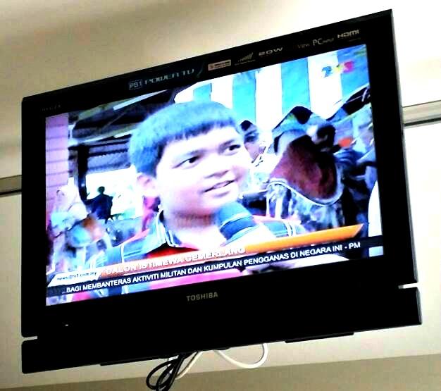 ME ON TV3