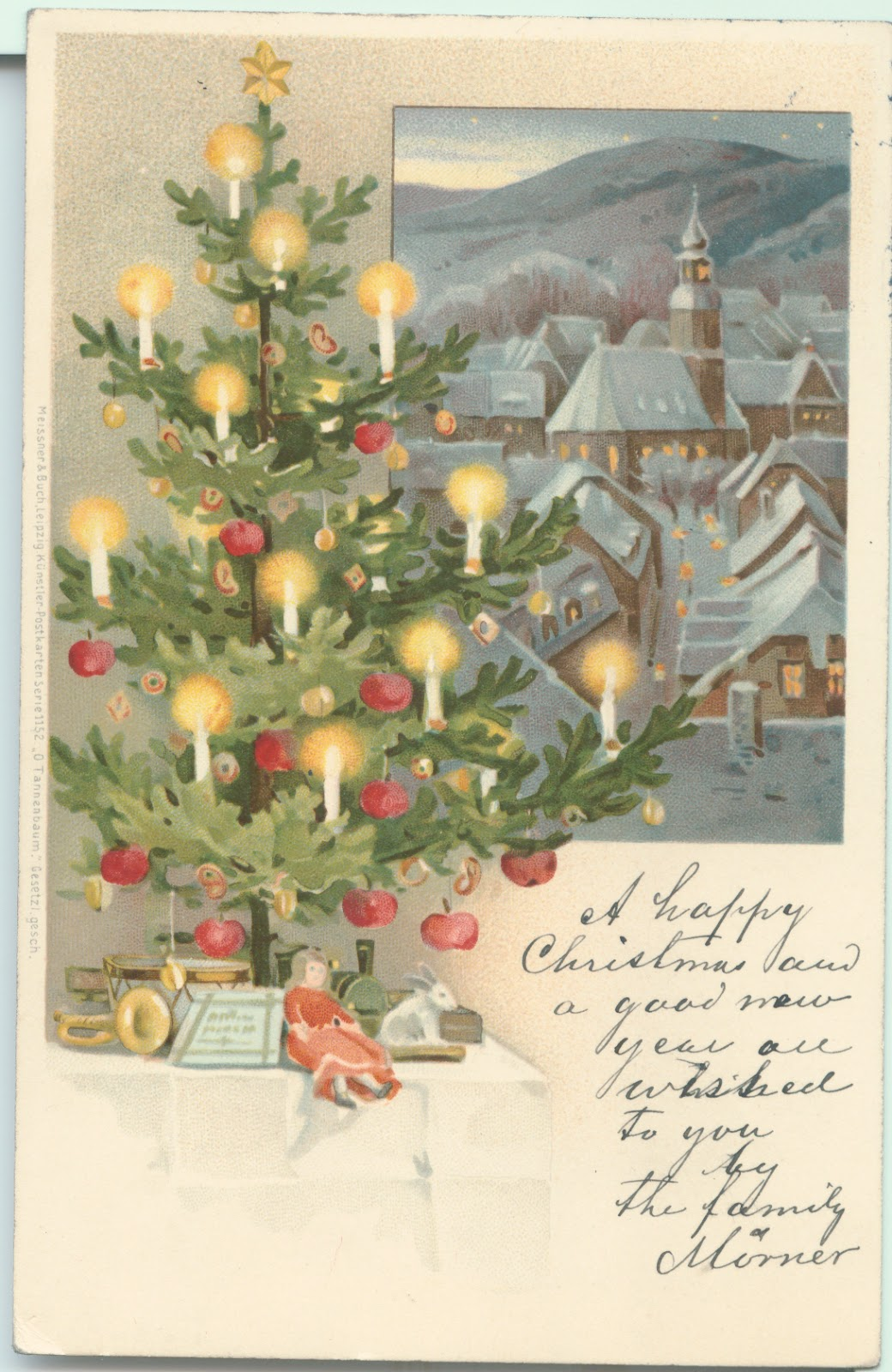 LSHTM Library & Archives Service Blog: Christmas Cards from the ...
