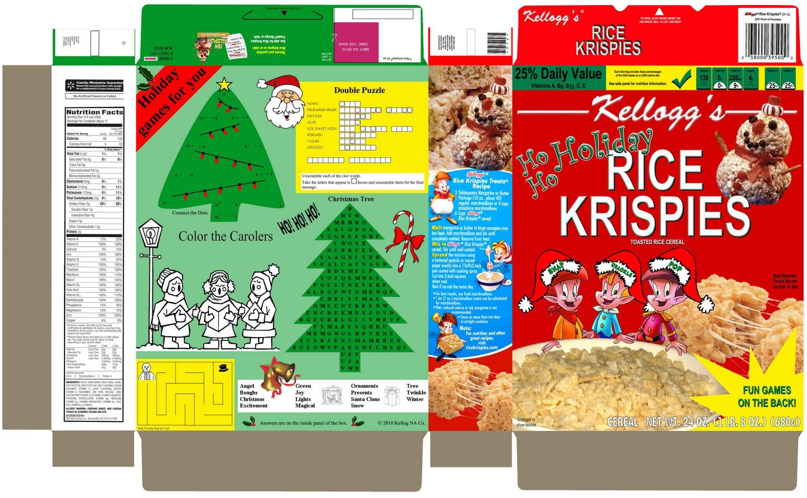 Photoshop skillz for Design your own cereal box template