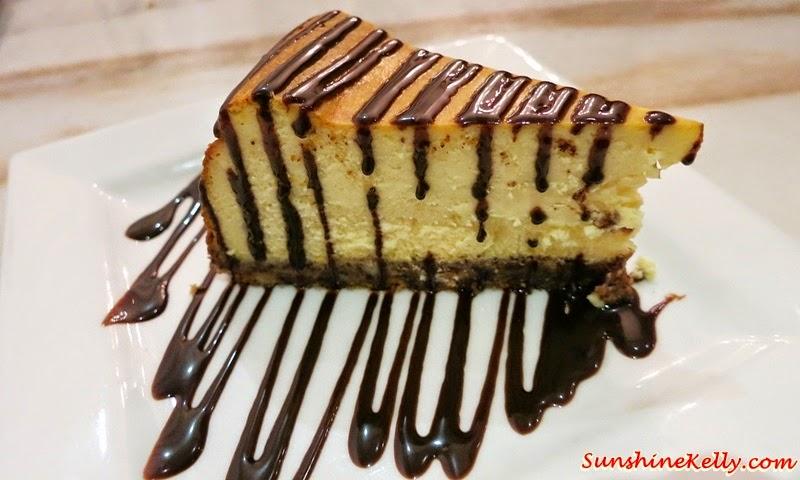 Baked Cheese Cake, Baci Italian Cafe, Citta Mall, Italian Cafe, Coffee, Cafe Food, Italian Food