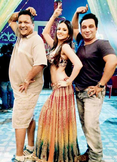 Sunny Leone's Item song at Shootout at Wadala !