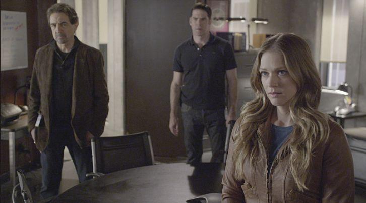 Criminal Minds - Episode 10.18 - Rock Creek Park - Promotional Photos