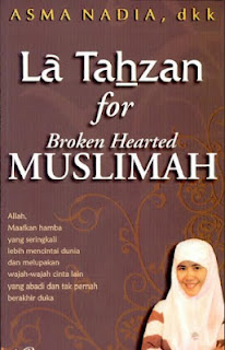 Laa Tahzan for Broken Hearthed Muslimah