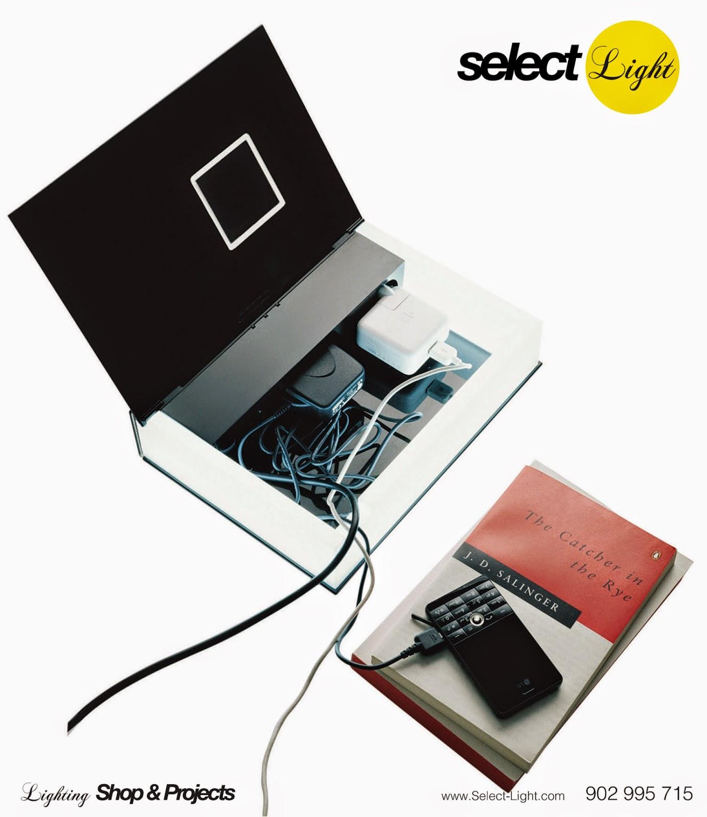 Lámpara Multibook By Rotaliana