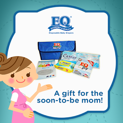 Welcome Gift for Expecting Moms & their Little Bundle of Joy