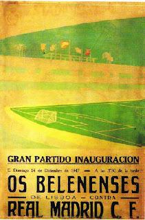 Os Belenenses, Real Madrid, Santiago Bernabéu,