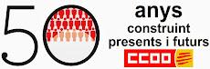CCOO: 50 ANYS CONTRUINT PRESENTS I FUTURS