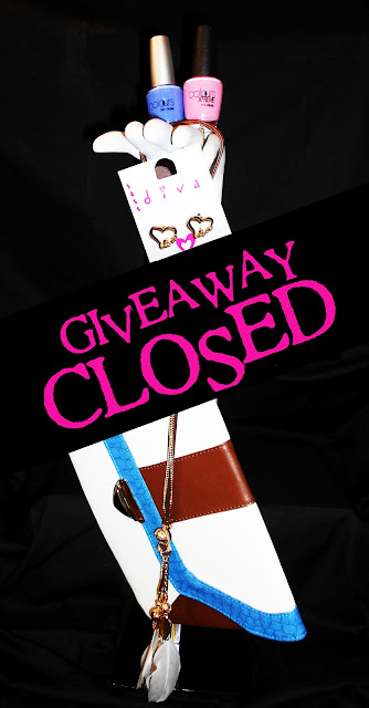 January ACCESSORY GIVEAWAY now CLOSED!!!