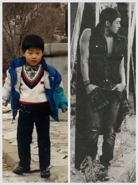 KHJ Childhood