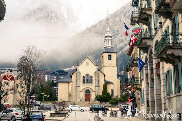 รีวิว, เที่ยว, ฝรั่งเศส, ฮันนีมูน, สวีท, ชาโมนี, review,honeymoon,france,chamonix,โบสถ์ St.Michel